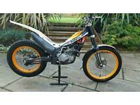 2014 Repsol Montesa 4rt 260cc Trials