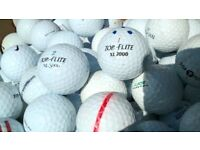 golf balls from 25p very good conditon