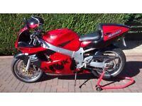 suzuki gsxr 600w 1998