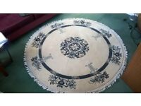 Chinese Circular Rug