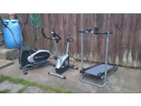 For sale fitness equipment