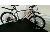 Carrera 6061 mountain bike