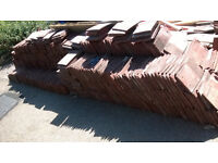 FOR SALE- Sandtoft concrete, sandfaced plain roofing tiles, a mix of used and unused.