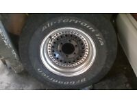 """Mitsubishi 4x4 15"""" alloy wheel"""