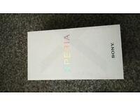 brand new sony experia xz1 compact phone