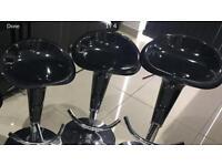 Bambo kitchen stools
