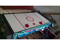 football / air hocky table
