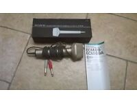 Vintage Sony ECM-99 Electret Condenser Microphone