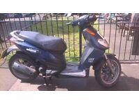 scooter 50cc £400ono