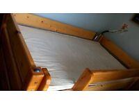Thuka midsleeper shorty bed