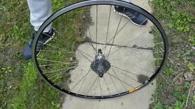 Mavic open pro rear wheel