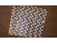GLASS MOSAICS MIXED SHEETS