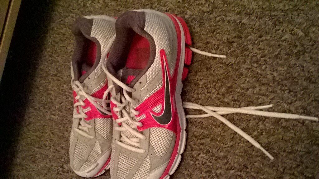 Hull, East Yorkshire £5.00. Images; Map. womens nike fitsole trainers