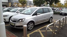 vauxhall zafira 2007 1.9 ctdi 150 south harrow
