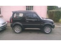 2001 Suzuki Jimny 1.3 1,650 incl private plate