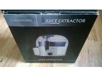 Cookworks (signature) Juice Extractor