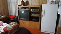 Wall Unit with Acessories