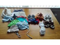 0-12 months baby boy clothes bundle