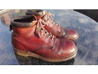 Dr martens boots. Size 12/47