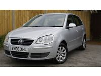 VW Polo 14. petrol, 5 door immaculate condition