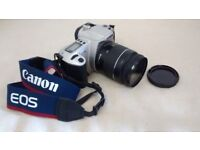FILM / ANALOGUE CAMERA, Canon EOS 300, 2 lenses and bags, very good condition
