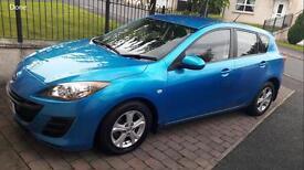 Mazda 3 1.6 diesel late 2009