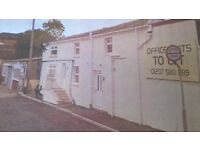 Ground floor office premises located at Unit 4, 25/27 Derwent St, Blackhill, Consett, DH8 8LR.