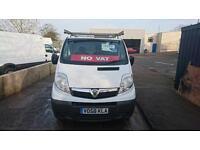 Vauxhall vivaro Swb 58 plate