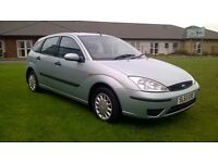 FORD FOCUS CL 1.4 ONE OWNER WITH SERVICE HISTORY