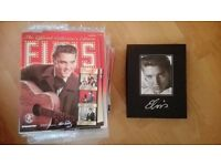 Elvis The Official Collector's Edition Magazines 1-87 Deagostini