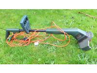 Used Garden Shredder and electric strimmer