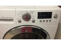 LG Direct Drive Washer Dryer 9kg