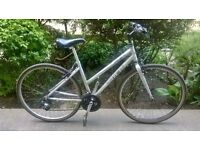 2012 TREK 7.0 FX 18-SPEED HYBRID BICYCLE BIKE
