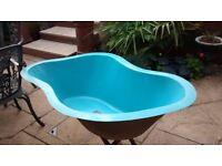 Small Pond or Play Tub