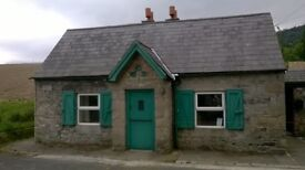Cottage to rent, Newcastle County Down.