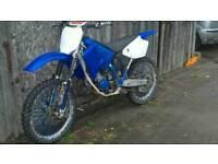 125cc YZ Yamaha