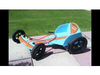 Wooden go-kart / box cart / soap box racer