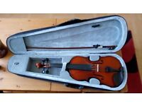 Violin, brand new never been used excellent condition bargain