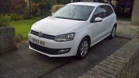 Volkswagen Polo 1.4l Match White