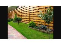 Garden fencing paving decking painting landscaping