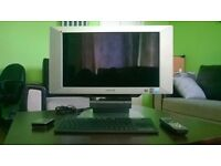 SONY VAIO PC ALL IN ONE HOME CINEMA AND DVB(MEDIA CENTRE)