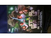 star wars dk books exellent photos, story book from smoke free home.