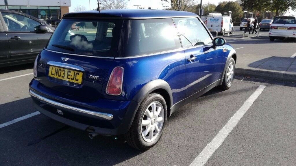 Mini Hatch One 1.6 Petrol 2003