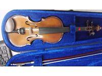 Stentor student violin 1/8, central Brighton