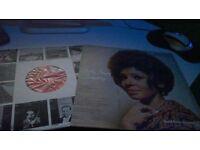 """Shirley Bassey """"something"""" Vinyl record"""