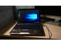Toshiba SATELLITE PRO U500 Laptop Core(TM) i3 500GB HDD RAM: 4GB high gloss screen, good condition