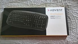 Advent keyboard (Scandinavian)