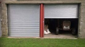 ROLLER SHUTTER DOOR & DOMESTIC GARAGE DOORS ***10FT X 10FT & 12FT X 12FT ON OFFER***