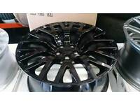 Land Rover Alloys