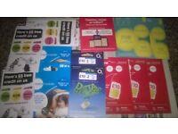 multi tarrif sim card bundle